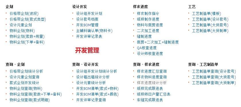 丰捷SCM开发管理,服装供应链管理系统,丰捷软件,广州丰捷企业管理服务有限公司