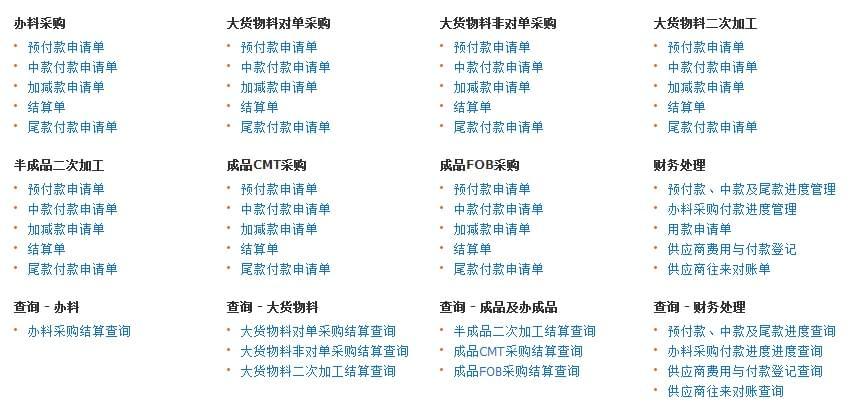 丰捷SCM财务管理,服装供应链管理系统,丰捷软件,广州丰捷企业管理服务有限公司